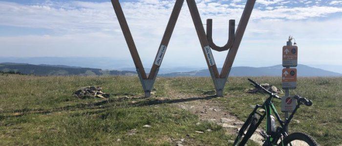Start des WU Trails am Hochwechsel